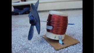 getlinkyoutube.com-Generador Eólico Casero (proyecto)