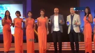 Gionee Mobile Launching Novotel Hyderabad