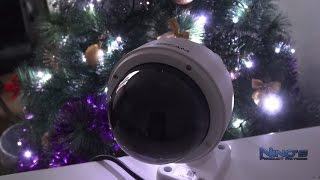 getlinkyoutube.com-Foscam FI9828P Dome Camera Review