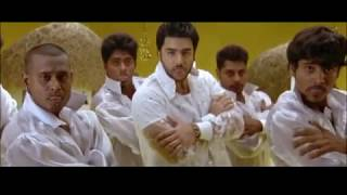 Hot Peppy Moves of Prathistha from Tamil Film Swasame