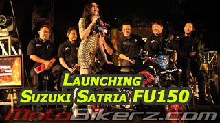 getlinkyoutube.com-Launching Suzuki Satria FU Black Fire II
