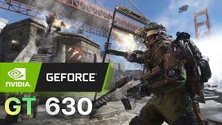 getlinkyoutube.com-Call of Duty Advanced Warfare NVIDIA GT630 2GB