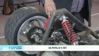 getlinkyoutube.com-Появилось видео о нижегородце, который собирает машины для детей