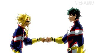 getlinkyoutube.com-Boku no Hero Academia「AMV」- In The End [HD]