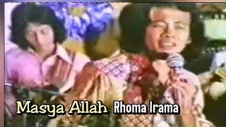 Masya Allah - Rhoma Irama - Original Video Clip of Film RHOMA IRAMA PENASARAN (1977)