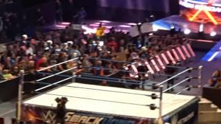 WWE Smackdown Live Intro + Randy Orton Entrance 09/05/2017