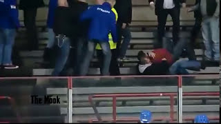 getlinkyoutube.com-NHL - Player / Referee Fights Compilation [HD]