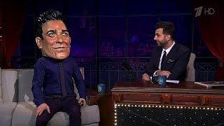 getlinkyoutube.com-Вечерний Ургант. Робби Уильямс/Robbie Williams в гостях у Ивана(10.04.2015)