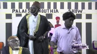 MC DJINNÉ dans KOUTHIA SHOW du 07 Septembre 2016