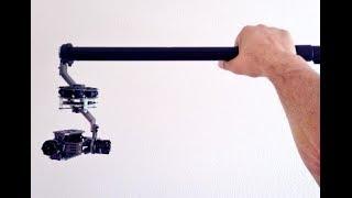 getlinkyoutube.com-GoPro Gimbal Crane