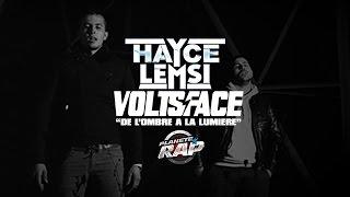 Hayce Lemsi feat. Volts Face - De lombre à la lumière (Live Planète Rap)