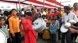 getlinkyoutube.com-Bhojpuri Launda Naach ... भोजपुरी लौन्डा का नाच