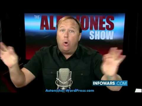 The Alex Jones Show 2012-09-12 Wednesday - Dinesh D'Souza - Joel Wallach - Theo Ratliff