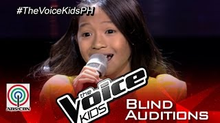 """getlinkyoutube.com-The Voice Kids Philippines 2015 Blind Audition: """"Nais Ko"""" By Krystle"""