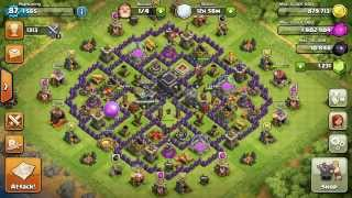 getlinkyoutube.com-How to recover your lost village in clash of clans