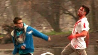 getlinkyoutube.com-London Zombie Prank