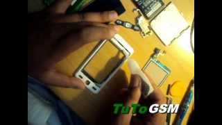 How to Change Touch Screen LG KP500