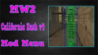 "getlinkyoutube.com-MW2 | ""California Kush v4"" PS3 Backup Mod Menu | No Jailbreak"