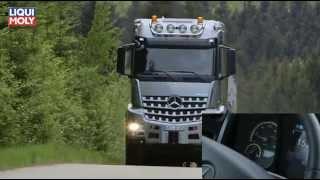 getlinkyoutube.com-onlinemotor Mercedes SLT Schwerlastzugmaschine