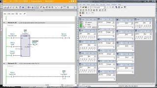 getlinkyoutube.com-8  Simulacion PLCSIM y HMI TIA V13
