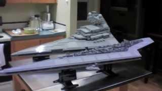 Lego Star Wars UCS Super Star Destroyer Review
