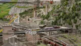 getlinkyoutube.com-Amazing City Diorama