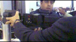 getlinkyoutube.com-Demonstration of Pakistani POF-EYE weapon, at IDEF 2009