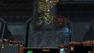 getlinkyoutube.com-[모뇨모뇨] 스타크래프트2 - 유즈맵 : 벽짓고 살아남기 (벽짓살) 2014.08.11