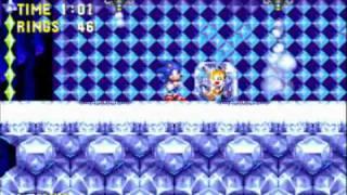 getlinkyoutube.com-Let's Play Sonic 3 & Knuckles: Ice Cap Zone