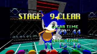 getlinkyoutube.com-Arcade Longplay [224] Sonic the Fighters