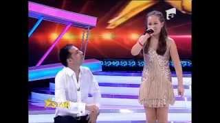 "getlinkyoutube.com-Tatiana Stefan  - ,, The Boy Does Nothing ""  la Next Star 20 Iunie 2013"