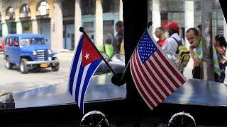 Retroceso en las relaciones entre EE.UU. y Cuba