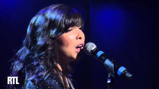 Indila - Love story en live dans le Grand Studio RTL