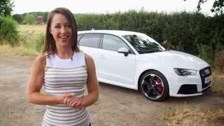 getlinkyoutube.com-Audi RS3 review 2015 | TELEGRAPH CARS