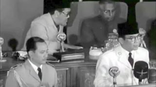 getlinkyoutube.com-President Sukarno Opening Speech at, the Bandung Conference, 1955, Indonesia