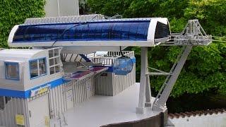 getlinkyoutube.com-Modellseilbahn Top Express (Herbst 2007)