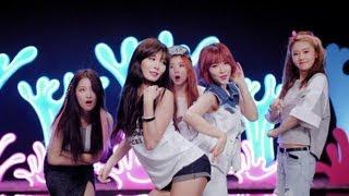 getlinkyoutube.com-4MINUTE - '물 좋아? (Is It Poppin'?)' (Official Music Video)