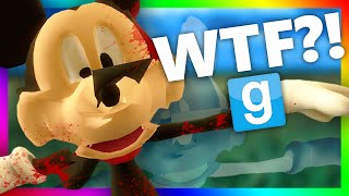 getlinkyoutube.com-WTF IS WRONG WITH MICKEY MOUSE?!?! | Gmod Crazy Sandbox