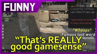 "getlinkyoutube.com-""That's REALLY good Gamesense"" (Counter Strike: Funny Moments) Clutch or Kick   Episode 8:"
