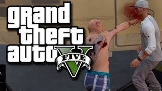 getlinkyoutube.com-GTA 5 - The Rivalry Continues!  (GTA 5 Online Funny Moments!)