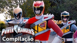 Power-Rangers-em-Portugus-Rangers-Dino-Super-Charge-juntos width=