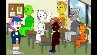 getlinkyoutube.com-Talking Friends cut school