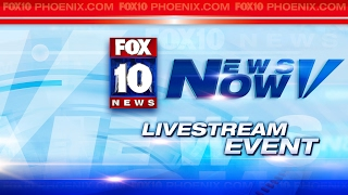 LIVE: Bearizona on LOCKDOWN - Police Search for ARMED Police Pursuit Suspect