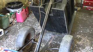 getlinkyoutube.com-Homemade Mini Dump Trailer