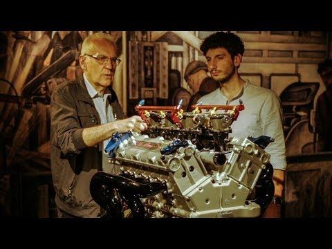Limone Racconta: La verita sul motore Alfa 155 V6 Ti + 156 e Fulvia Concept - Davide Cironi (SUBS)