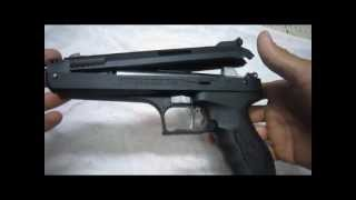 getlinkyoutube.com-Pistola de pressão beeman p17