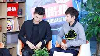 getlinkyoutube.com-【王青&冯建宇】151029偶扑访谈