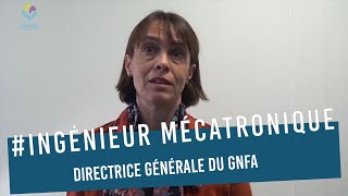 Marie-Noëlle TAVAUD Directrice Générale du GNFA