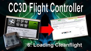 getlinkyoutube.com-(6/10) CC3D Flight Controller – Loading Cleanflight onto your CC3D