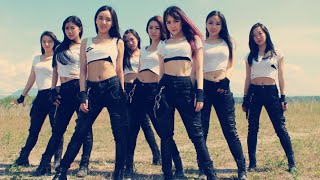 getlinkyoutube.com-SNSD (소녀시대) - Catch Me If You Can kpop dance cover by Flying Dance Studios
